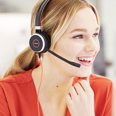 telefoontrainingskoffer headset