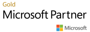 Gold Microsoft Partner 300x109